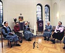 in christlicher Gemeinschaft