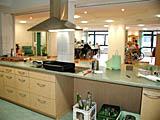 offene Wohnküchen