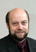 Portrait Diakon Werner Arlabosse