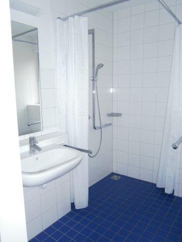 Dusche ✓ Dissen ✓ 54 qm seniorengerechtes Appartement zu vermieten ✓