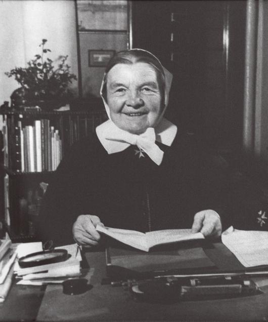 Portrait Frieda v. Bodelschwingh