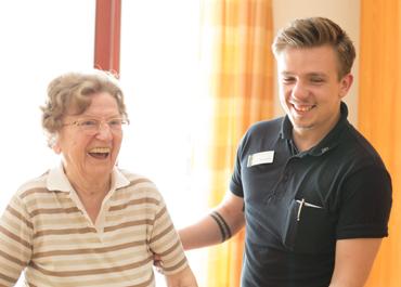 mehr zu Ausbildung Pflegefachfrau / Pflegefachmann im Seniorenzentrum Dissen