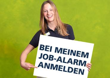 » Hier JobAlert-Newsletter anmelden!